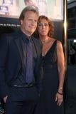 Jeff Daniels arriva a HBO   Fotografia Stock