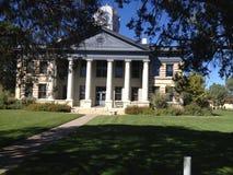 Jeff Davis County Courthouse histórico Fotografía de archivo libre de regalías