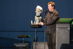 Jeff Dunham Stock Images