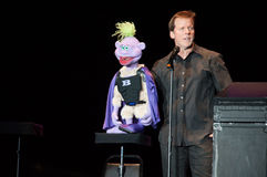 Jeff Dunham Royalty Free Stock Images