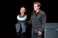 Jeff Dunham Stock Image