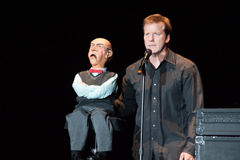 Jeff Dunham Royalty Free Stock Photography