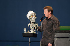 Jeff Dunham Stock Photo