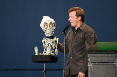 Jeff Dunham Stock Photography