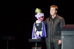 Jeff Dunham Royalty Free Stock Photos