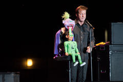 Jeff Dunham Royalty Free Stock Photo