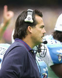 Jeff Fisher. Tennessee Titans head coach Jeff Fisher.  (Image taken from color slide Stock Photography