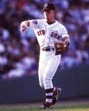 Jeff Frye, les Red Sox de Boston Photographie stock libre de droits