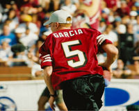 Jeff Garcia San Francisco 49ers Stock Image