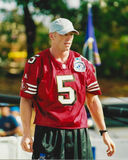 Jeff Garcia San Francisco 49ers Stock Photo
