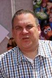Jeff Garlin royaltyfria foton