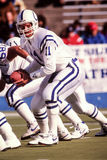 Jeff George Indianapolis Colts Royaltyfria Bilder