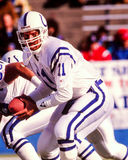 Jeff George Indianapolis Colts Royalty Free Stock Images