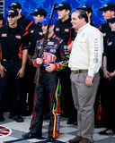 Jeff Gordon Lizenzfreie Stockbilder