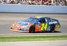 Jeff Gordon Royalty-vrije Stock Foto's
