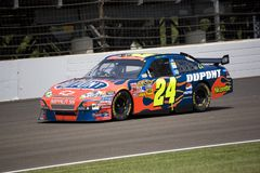 Jeff Gordon Fotos de Stock Royalty Free