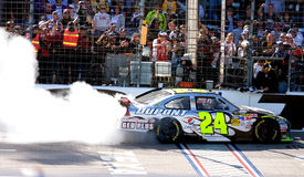 Jeff Gordon Royalty Free Stock Photography