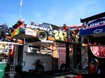 Jeff Gordon 24 samochód Zdjęcia Stock