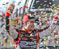 Jeff Gordon Victory Lane Royalty Free Stock Image