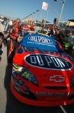Jeff gordons samochód wyścigowy liczba 24 Zdjęcie Royalty Free