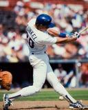 Jeff Kunkel, Texas Rangers Image stock