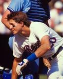 Jeff Kunkel, Texas Rangers Photos libres de droits