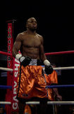 Jeff Left Hook Lacy. Professional Boxer Jeff Left Hook Lacy Royalty Free Stock Photography