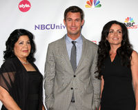 Jeff Lewis, Jenni Pulos Stock Images