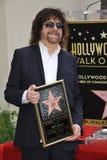 Jeff Lynne Imágenes de archivo libres de regalías