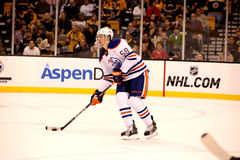 Jeff Petry Edmonton Oilers Royalty Free Stock Image