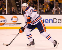 Jeff Petry Edmonton Oilers Royalty Free Stock Photo