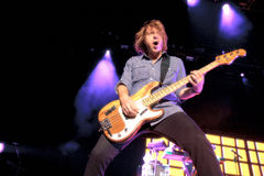 Jeff Pilson Royalty Free Stock Image