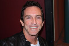 Jeff Probst Stockbild