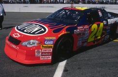 Jeff ` s Gordon Race Car royalty-vrije stock foto