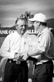 Jeff Sluman & Gary Player Stock Image