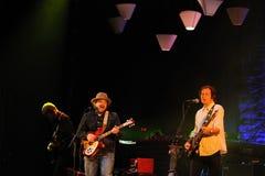 Jeff Tweedy, lead singer of Wilco Stock Photo
