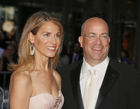 Jeff Zucker Royalty Free Stock Photos