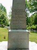 Jefferson's Monticello lizenzfreies stockbild