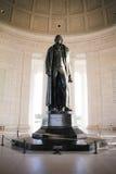 Jefferson мемориальное Вашингтон, DC Стоковое Фото