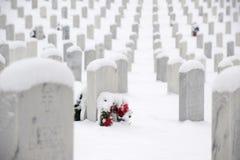 Jefferson Barracks National Cemetery Stock Photography
