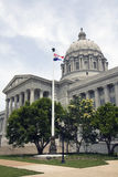 Jefferson City, Missouri - State Capitol Royalty Free Stock Image