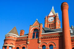 Jefferson County Courthouse, Port Townsend, WA Royalty Free Stock Photos