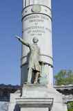 Jefferson Davis Obrazy Royalty Free