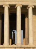 Jefferson in de Ochtend Stock Fotografie