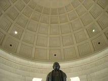 Jefferson-Denkmal Lizenzfreies Stockbild