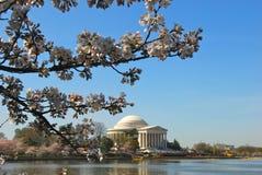 Jefferson-Denkmal Stockbild