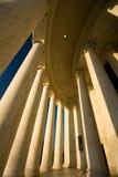 Jefferson-Denkmal, Washington lizenzfreies stockfoto