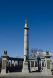 Jefferson F Davis Monument Royalty-vrije Stock Fotografie