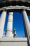 Jefferson F. Davis Monument Stock Photos