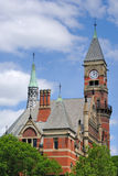 Jefferson market Library. In new york city Stock Images